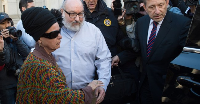 Convicted spy Pollard is released after 30 years behind bars