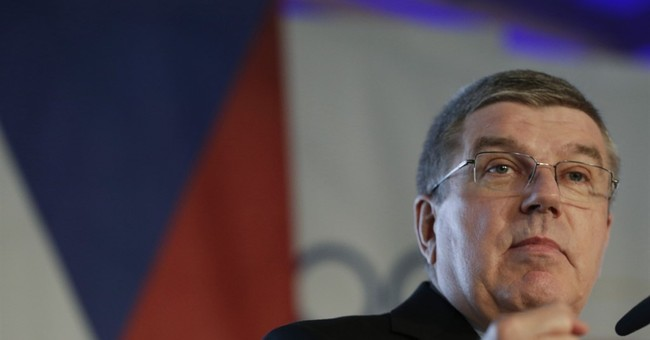 IOC president proposes overhaul of WADA doping operations