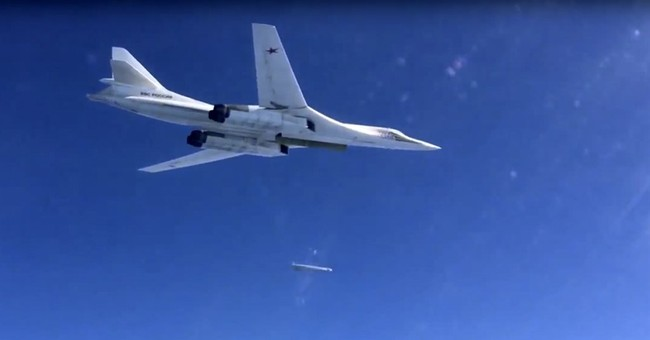 Russian military says its bombing sharply cut IS oil incomes