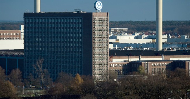 The Latest: VW shares rise on speculation of low fix costs