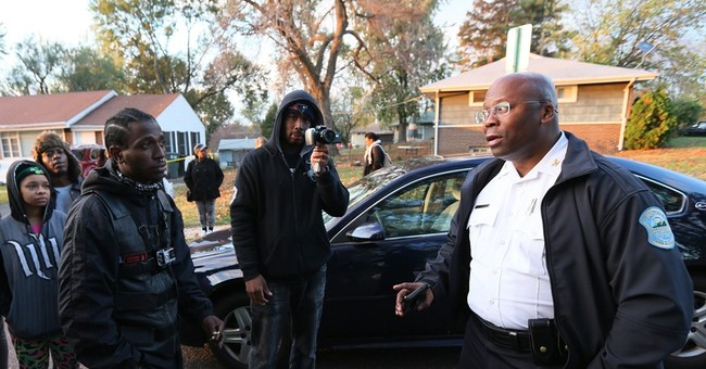 Interim police chief in Ferguson resigns early
