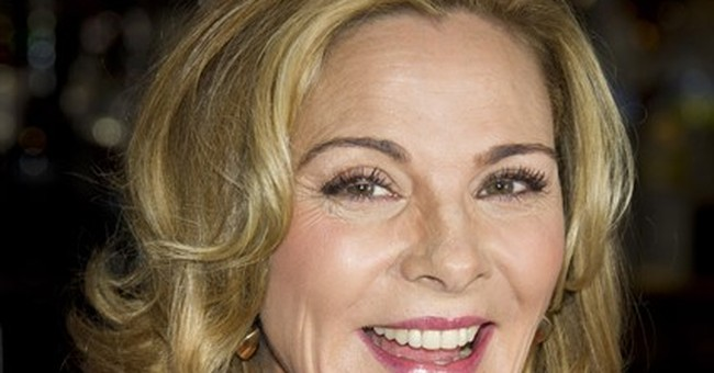 Actress Kim Cattrall ill; withdraws from London play