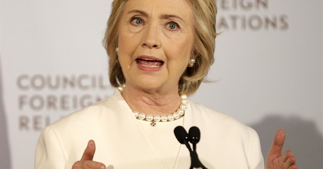 Bush and Clinton seek to grab leadership mantle after Paris