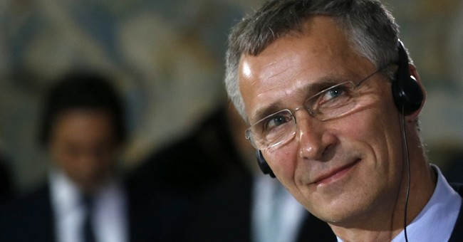 NATO chief: Russia interference boosts Montenegro chances