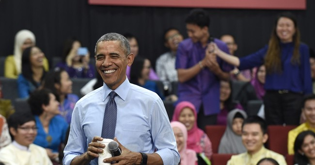 Obama says US and Malaysia developing strong ties