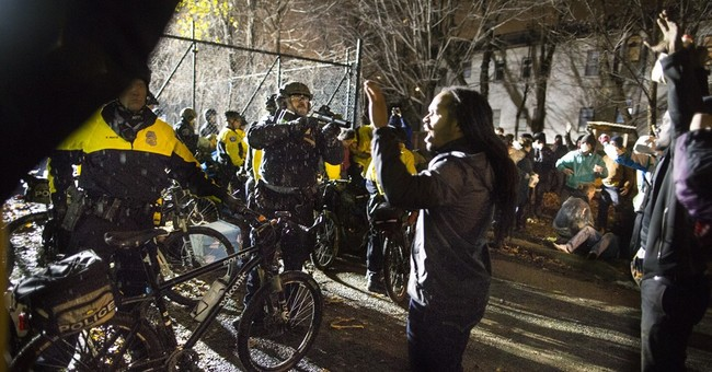 Civil rights leaders, police differ over protest response