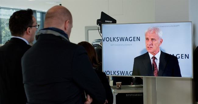 Volkswagen cutting investments, to present US engine fixes