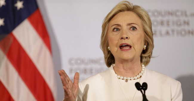 Clinton: No troops in Syria, US must welcome refugees