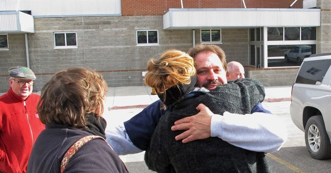 Man freed after 3 decades in prison calls moment 'surreal'