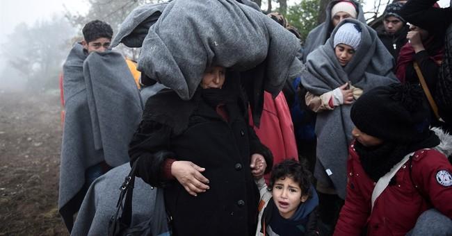 The Latest: Romanian border police tighten controls