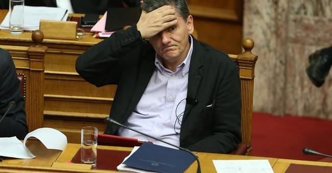 Greece sees lighter recession despite recent crisis