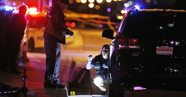 Teen dead after shooting at suburban Las Vegas high school