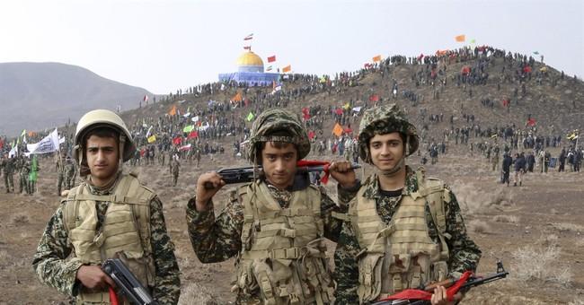 Iran's Guard simulates capture of Al-Aqsa Mosque