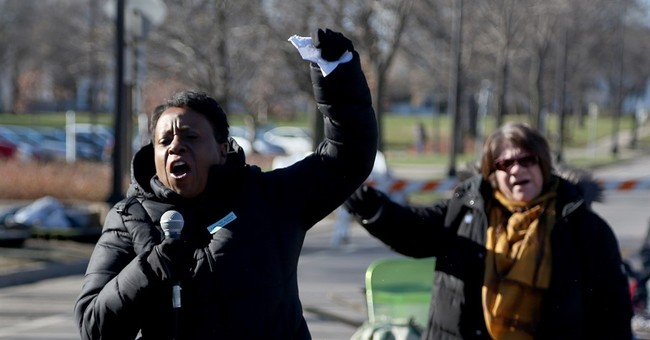 Protesters call for prosecution of police in fatal shooting