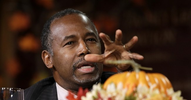 Carson questions claims of racial bias against police