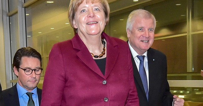 Merkel: 10 years in office and no signs of stopping