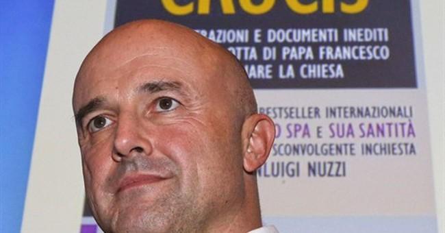 Vatican indicts 5 in Vatileaks case