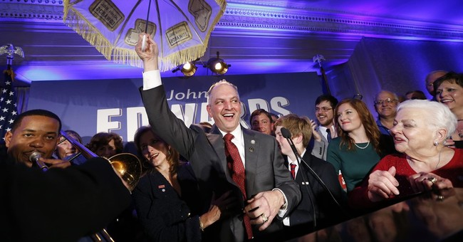 Louisiana picks Democrat as next governor, rejecting Vitter