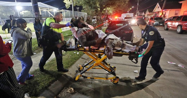 Police: Shooting at New Orleans playground wounds 16