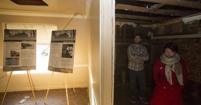 Preservation begins at Idaho home of artist James Castle