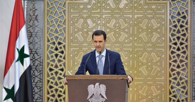 Told he must go, Syria's Assad may outlast Obama in office