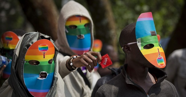 Ugandan gays hope the pope will speak out on their behalf