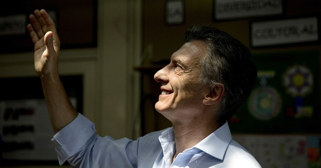 Opposition wins Argentine election, ending 'Kirchner era'