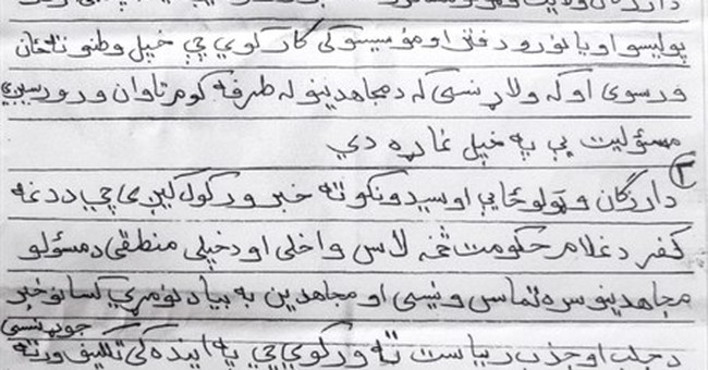 Afghans seeking asylum buy fake Taliban threat letters