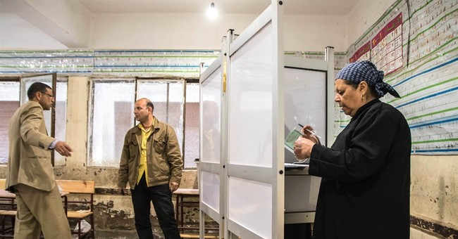 Egyptians vote in 2nd stage of parliamentary elections