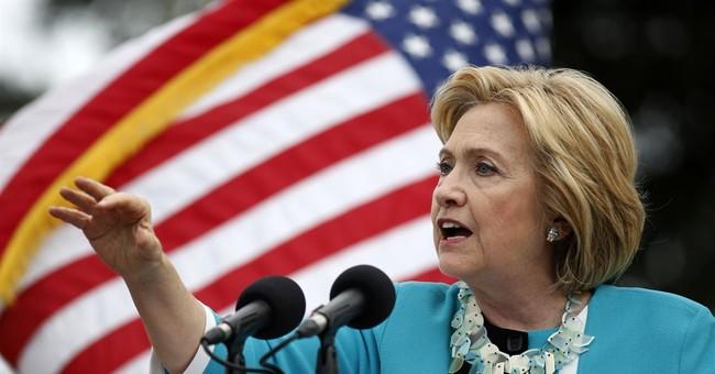 Clinton proposes tax break for caregivers