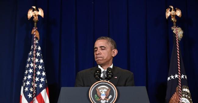 Obama: intel on Islamic State and Iraq must not be shaded
