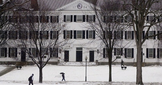 Dartmouth on track in implementing changes