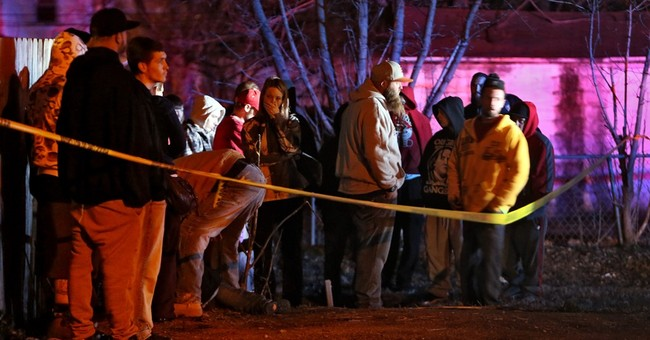 Police: 3 members of family fatally shot; suspect killed