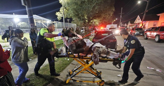 'No one feels safe': New Orleans on edge after mass shooting