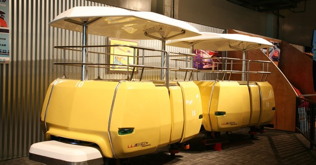 Disneyland PeopleMover car sells at auction for $471,500
