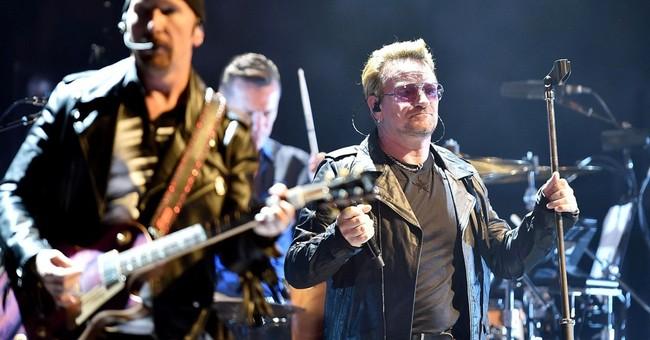 U2 reschedules Paris concert postponed due to attacks