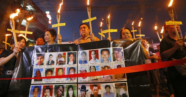 Hope is fading for justice after Philippines' worst massacre