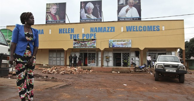 Uganda fundraises, spruces up shrine for pope visit
