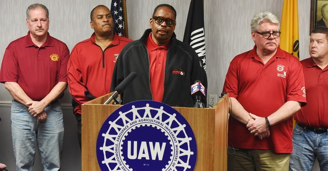 United Auto Workers stung by tough contract talks