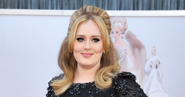 Adele's '25' officially sets new first-week sales record