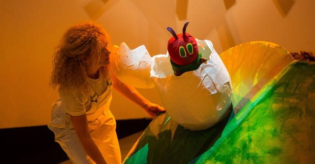 Stage show 'The Very Hungry Caterpillar' heading to NYC