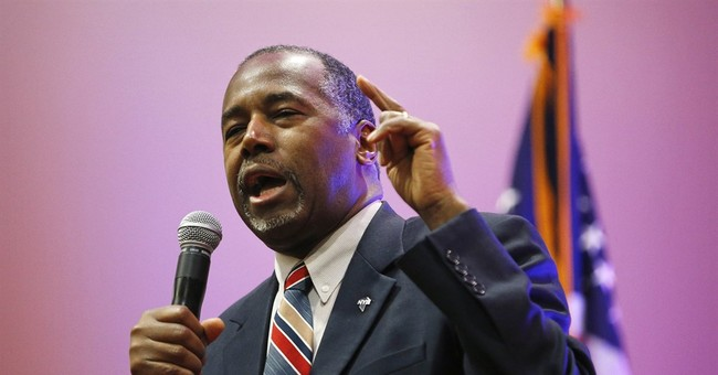 Carson backs off claims of American Muslims cheering 9/11