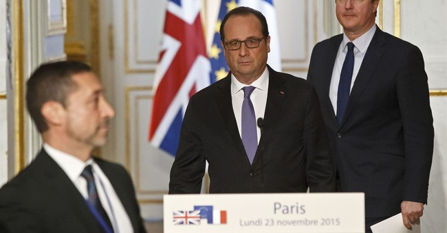 Hollande opens diplomatic push in anti-IS fight in Syria
