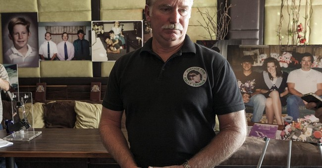 Man's father vows to keep up fight after death settlement