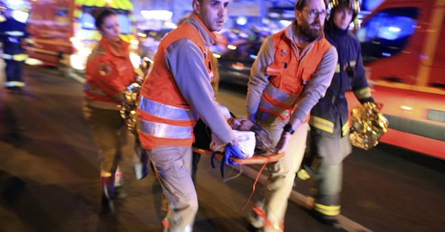 In responding to Paris attacks, only 4 of 302 died
