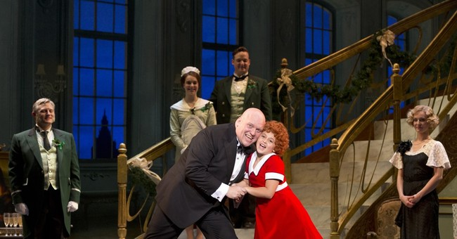 'Annie' on national tour is led by a keeper of the flame