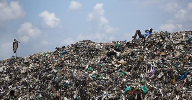 Toxic Kenya dump embodies pope's environmental concern