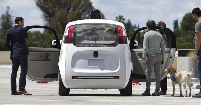 US officials signal move toward embracing self-driving cars