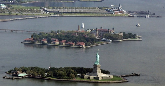 New Jersey weighing development at Liberty State Park