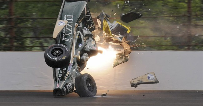 IndyCar adds additional tethers to improve safety in 2016